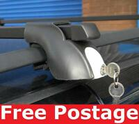 Maypole Lockable Roof Cross Bars for Vauxhall Opel Astra IV 5dr 98-04