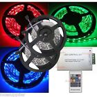 10M 60leds/M Non-Waterproof 5050 RGB SMD LED Strip + 20 Key RF Controller+ Power