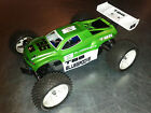 TRUGGY BODY AND WING FOR TRAXXAS MINI E-REVO 1/16 CHASSIS