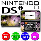 USA MADE Skin (Graphic Decal) to fit - NES Nintendo DSi - FLOWERS