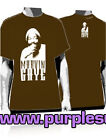 MARVIN GAYE:Smiling:T-shirt NEW:MEDIUM ONLY