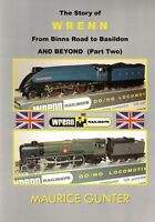 The Story of Wrenn (Part 2), From Binns Rd to Basildon & Beyond NEW - LOCOS