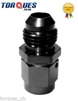 AN -6 (6AN -06JIC ) Male to M14x1.5 Female Bosch Regulator Swivel Adapter BLACK