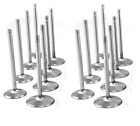 "Chrysler Plymouth Dodge 440 383 413 Stainless exhaust valves 1.81"" (8)"