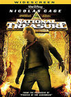 National Treasure (DVD, 2005, Widescreen) SEE MY STORE FOR 1100+ DEALS!