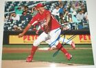 JAMESON TAILLON PITTSBURGH PIRATES SIGNED 8X10 PHOTO
