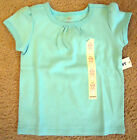 Baby Girls Old Navy Short Sleeve Shirt Sz 6-12M,12-18M,18-24M,2T,3T,4T,5T NWT