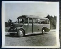 FORD THAMES BELLHOUSE HARTWELL COACH PUBLICITY PHOTOGRAPH SALES BROCHURE 1950