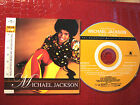 MICHAEL JACKSON CD THE UNIVERSAL MASTERS COLLECTION 15 TRACKS ASIAN ISSUE 2001