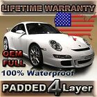 4 Layer Waterproof Car cover Alfa Romeo Spider 1990 1991 1992 1993