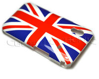 New Union Jack UK flag Gloss hard case back cover for Samsung Galaxy Ace S5830