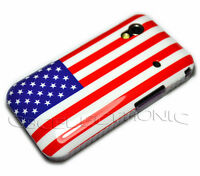 New Ameriacan flag Gloss hard case back cover for Samsung Galaxy Ace S5830
