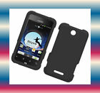 Black Cricket ZTE Score X500 Faceplate Snap-on Phone Cover Hard Shell Case Skin