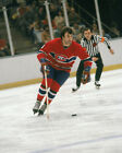 GUY LAPOINTE Unsigned MONTREAL CANADIENS 8x10 Photo
