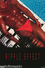 POSTER - RIPPLE EFFECT - SEXY MALE MODEL - FREE SHIPPING ! #93 LC15 i