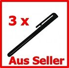 3 touch screen Stylus pen for ipad 3, 2 iphone 4 4s galaxy and similar