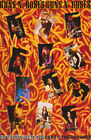 POSTER :MUSIC : GUNS N' ROSES - SPAGHETTI INCIDENT -FREE SHIPPING ! #7187 LW25 K