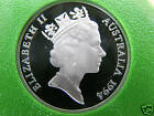 1994 x 10 cent proof coin.Brilliant coin in 2x2 holder. Only 39,004 made! SCARCE