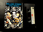 ROLLING STONES CASSETTE TAPE STEEL WHEELS ASIAN ISSUE