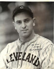 EARL AVERILL- Cleveland Indians Signed  8x10