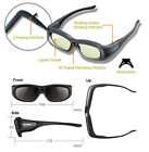 [Sintron] 2 pairs 3D Active glasses for 2012 Panasonic TV TH-P65ST50 TH-P60ST50