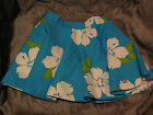 *NWT* Hollister Swing Skirt Size XS, S, M~Blue or Green~Back to School Wear