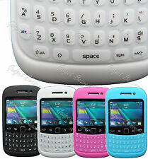 Fits, Blackberry Curve 9320 Case, 9220 Cover, Silicone Skin, New Keypad Series