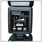YONGNUO YN460 II Digital TTL Shoe Mount Power Bounce For Olympus EP3 EP2 YN460II