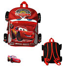 hot Popular Cars McQueen Kids Backpack School Bag for Child with two Wide straps