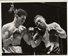American Boxing YOUNG and DURANDO at Madison Square Garden Original Photo 1951