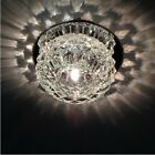 New Modern Crystal LED Ceiling Light Pendant Lamp Fixture Lighting Chandelier A5
