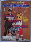 1978 SPORTS ILLUSTRATED MONEY MONEY MONEY IS IT RUINING SPORTS