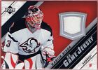 2005-06 UPPER DECK UD GAME JERSEY MARTIN BIRON J2-BI SERIES 2 GAME USED 05-06