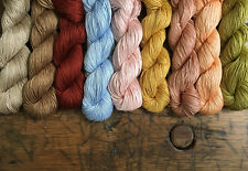 Mercerized Cotton Six Ply Cotton Cable Crochet, Knitting Yarn