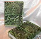 Goddess Handmade Leather Journal Grimoire (BOS)