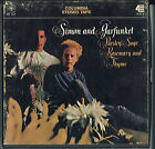 "SIMON AND GARFUNKEL ""PARSLEY SAGE ROSEMARY AND THYME"" REEL 2 REEL W/PICTURE BOX"