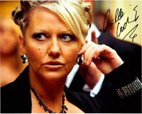 Camille Coduri Dr Who signed photo UACC RD 86
