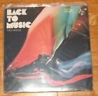 THEO VANESS - BACK TO MUSIC SEALED VINYL LP