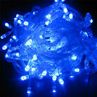 New Blue 10M 110V 100 LED String Decoration Light For Christmas Party Wedding