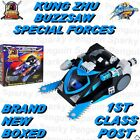 KUNG ZHU BUZZSAW TANK SPECIAL FORCES BNIB 1ST CLASS POST PET - HAMSTER NOT INC.