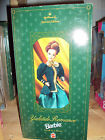 1996 Barbie Hallmark Special Edition Yuletide Romance New In Box