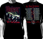 SLIPKNOT - End of the World 2012 US Tour:T-shirt - NEW - LARGE ONLY