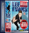 LEE EVANS COMPLETE LIVE COMEDY COLLECTION 1994 - 2011 *BRAND NEW DVD**