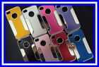 Aluminium Chrome Apple Iphone Case 4 4S 4G - Vertical Brushed Hard Casing Cover