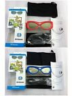 [Sintron] 3D Active Shutter Glasses Eyewear For Kids & Children ,IR based ,in UK