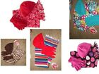 NWT OLD NAVY 3 PIECE SET SCARF, HAT, GLOVES 5 COLOR CHOICES