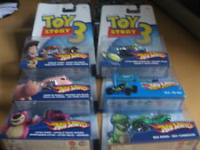 Toy Story 3 hot wheeels die cast voitures diverses brand new mint scellé maintenant RARE