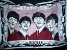 THE BEATLES Original TEA TOWEL 1960's ULSTER LINEN AWESOME CONDITION!