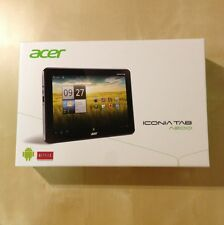 "Acer Iconia Tab A200 10.1"" Wi-Fi Tablet Tegra 2 1GHz 16GB Android 4.0"