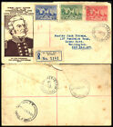 1936 Australia SOUTH AUSTRALIA REGISTERED CACHET Cover S20